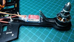 Time to solder ESC