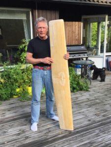 CessnaVinge med bygg-guru Dick