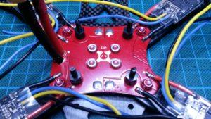 Motorer & ESC monterade, dax för FC