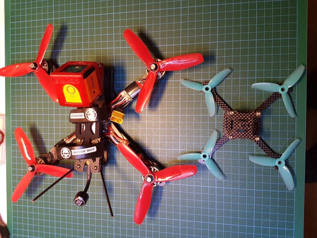 """Flyduino-Redix 130 tillsammans med Reverb 5"""""""